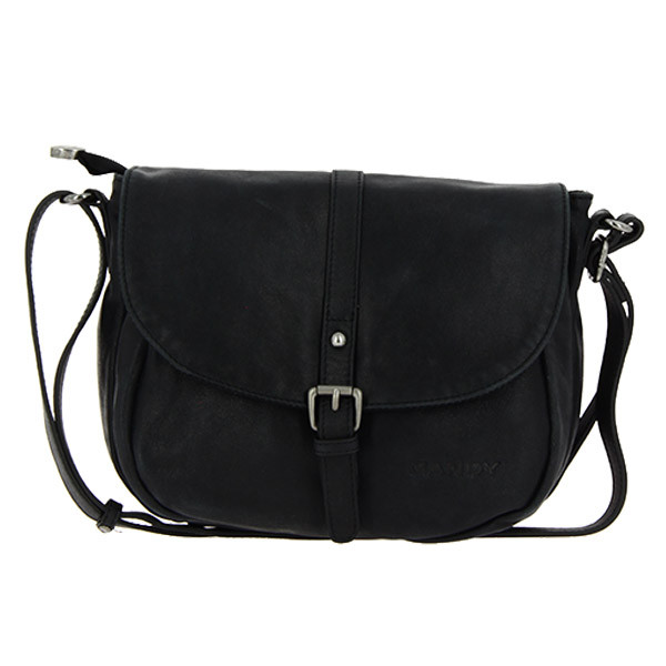 sac à main bandoulière noir
