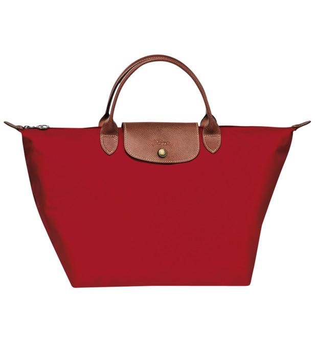 sac a main longchamp rouge