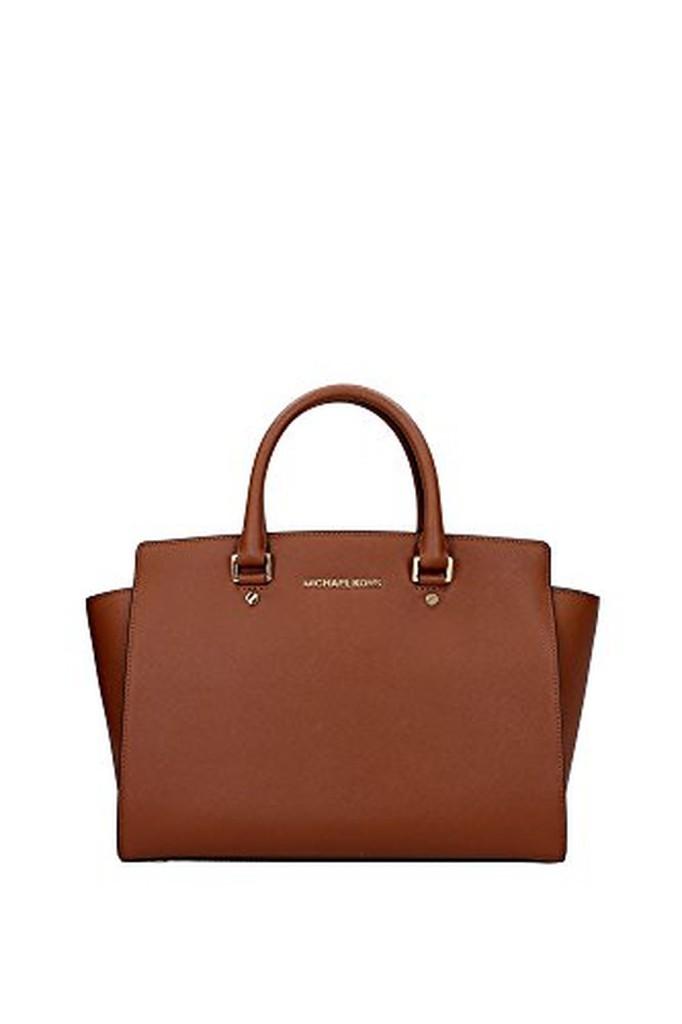 sac à main marron clair