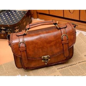 sac a main vintage cuir pas cher