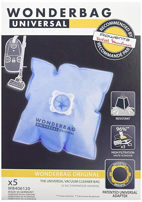 sac aspirateur wonderbag universal