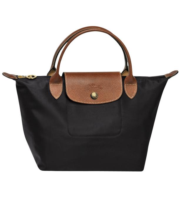 sac longchamp noir