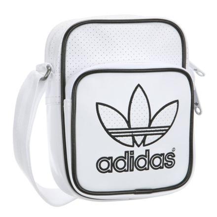 sacoche adidas noir et blanc