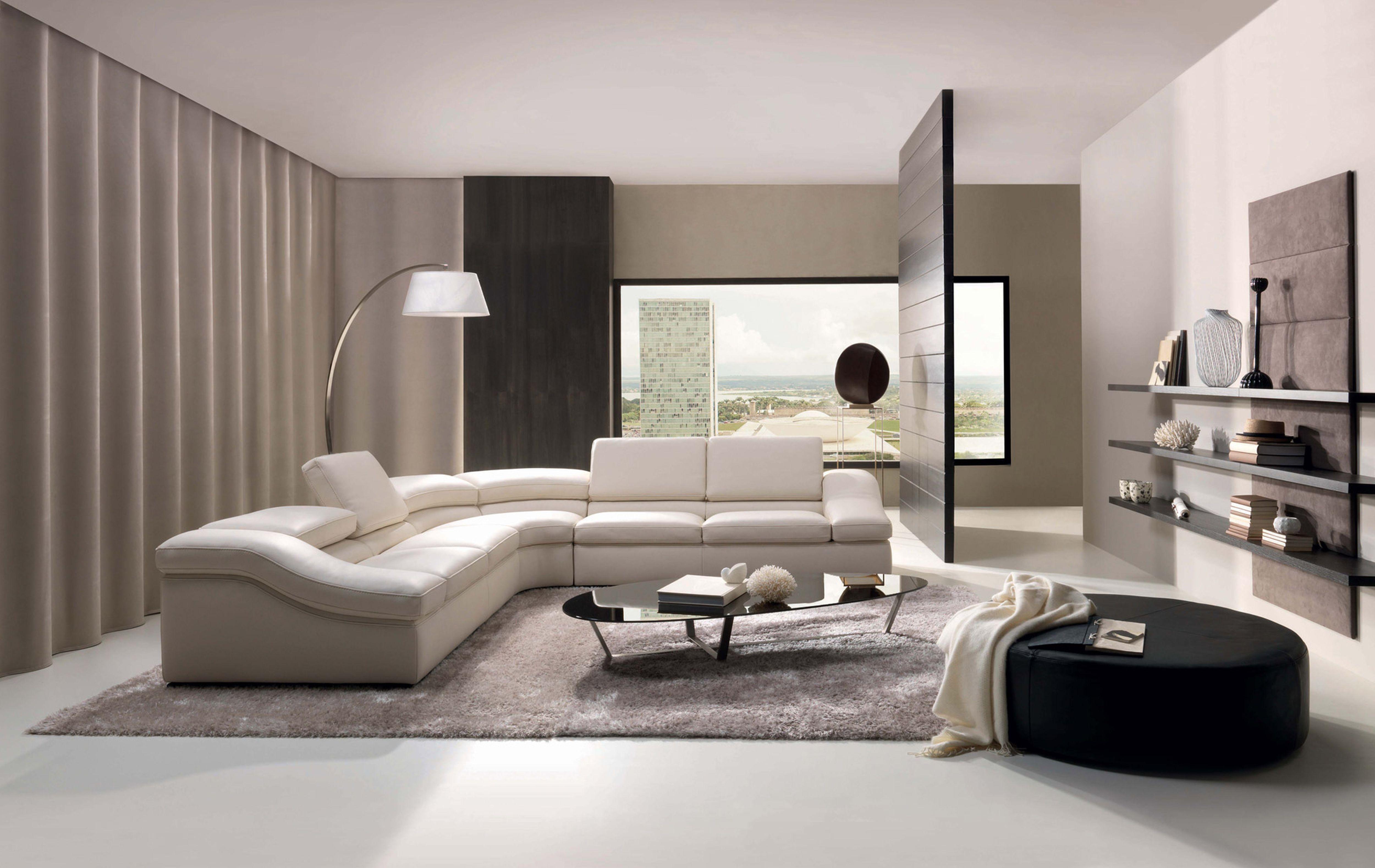 salon design sol gris