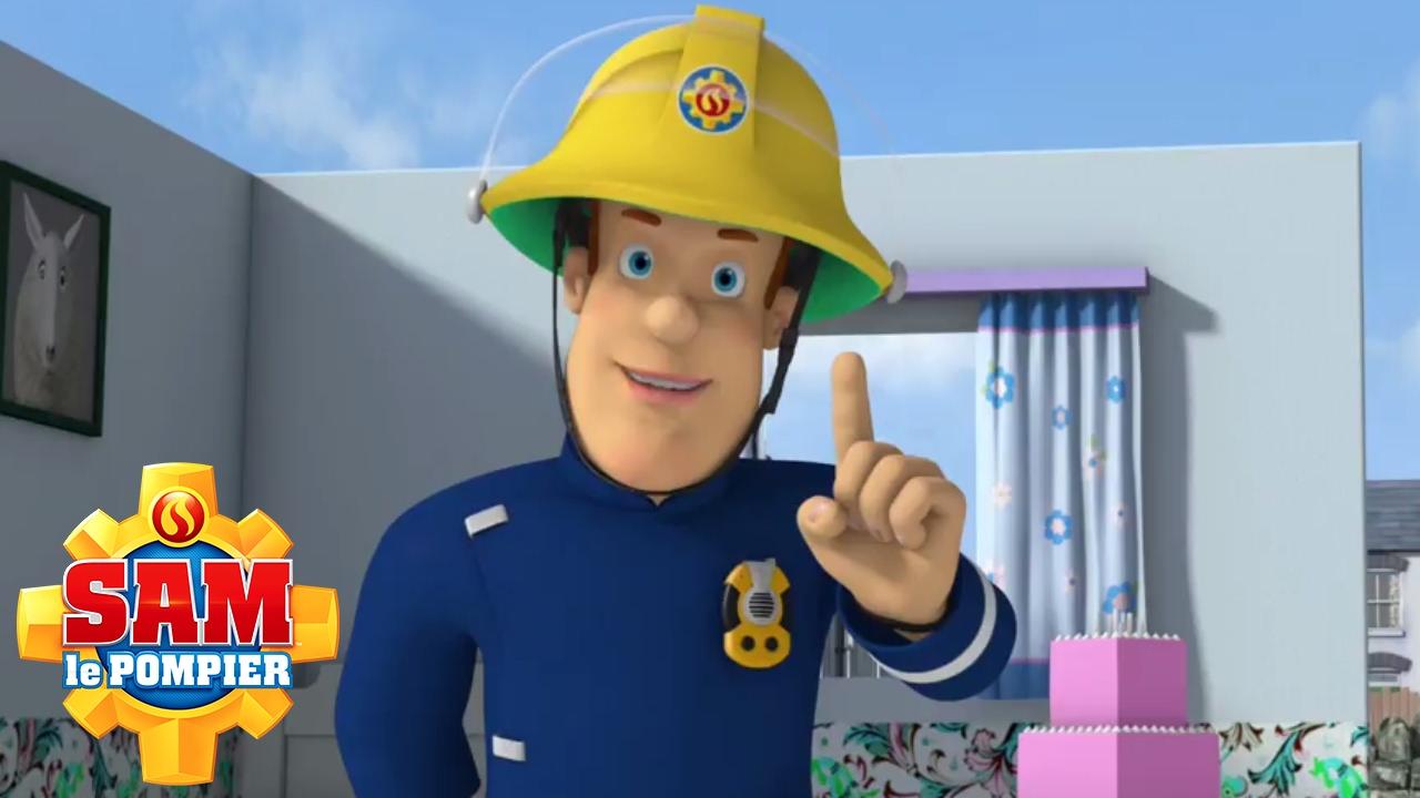 sam le pompiers en francais