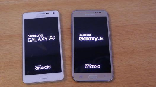 samsung galaxy a5 ou j5