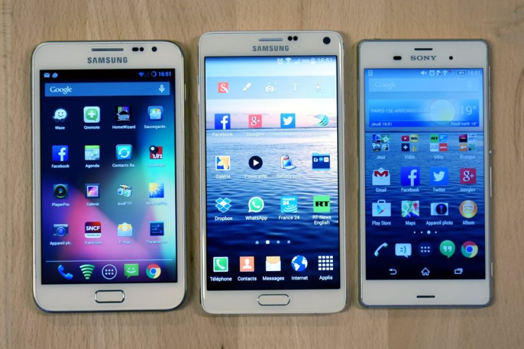samsung galaxy note 4 taille