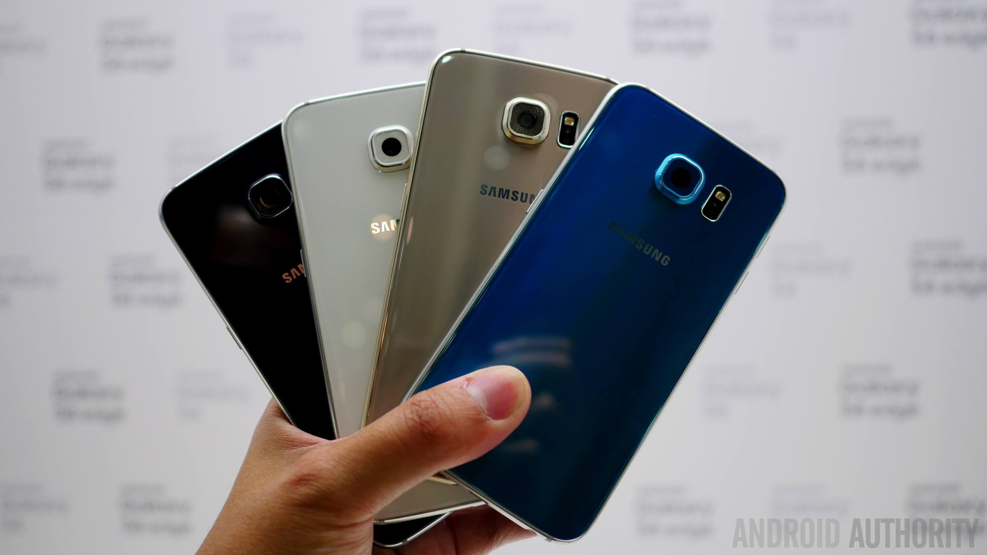 samsung galaxy s6 coloris