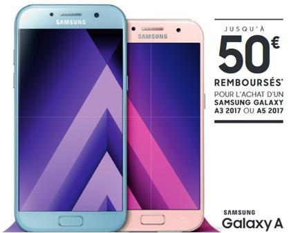 samsung offre a3