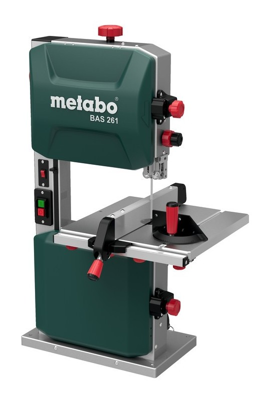 scie à ruban metabo
