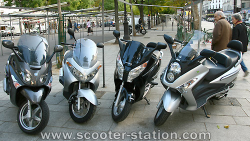 scooter comparatif