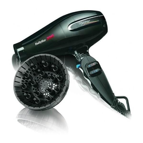 sèche cheveux professionnel avec diffuseur
