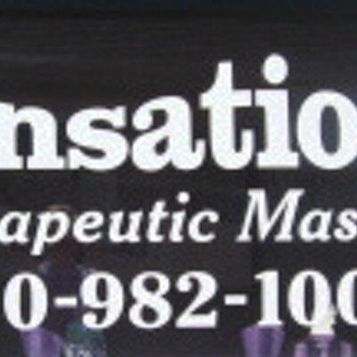 sensations massages