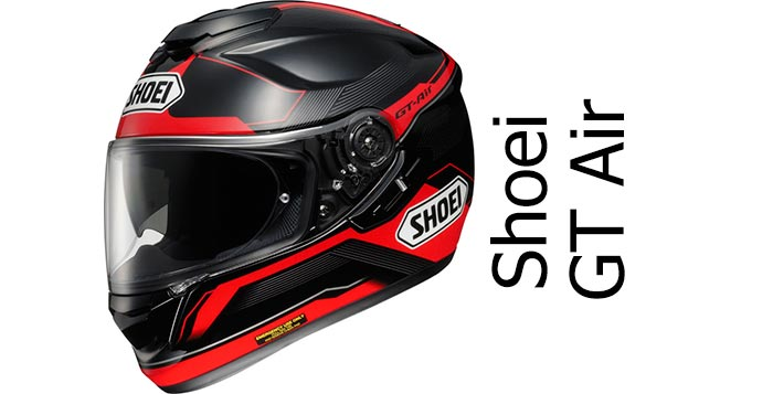 shoei gt air test
