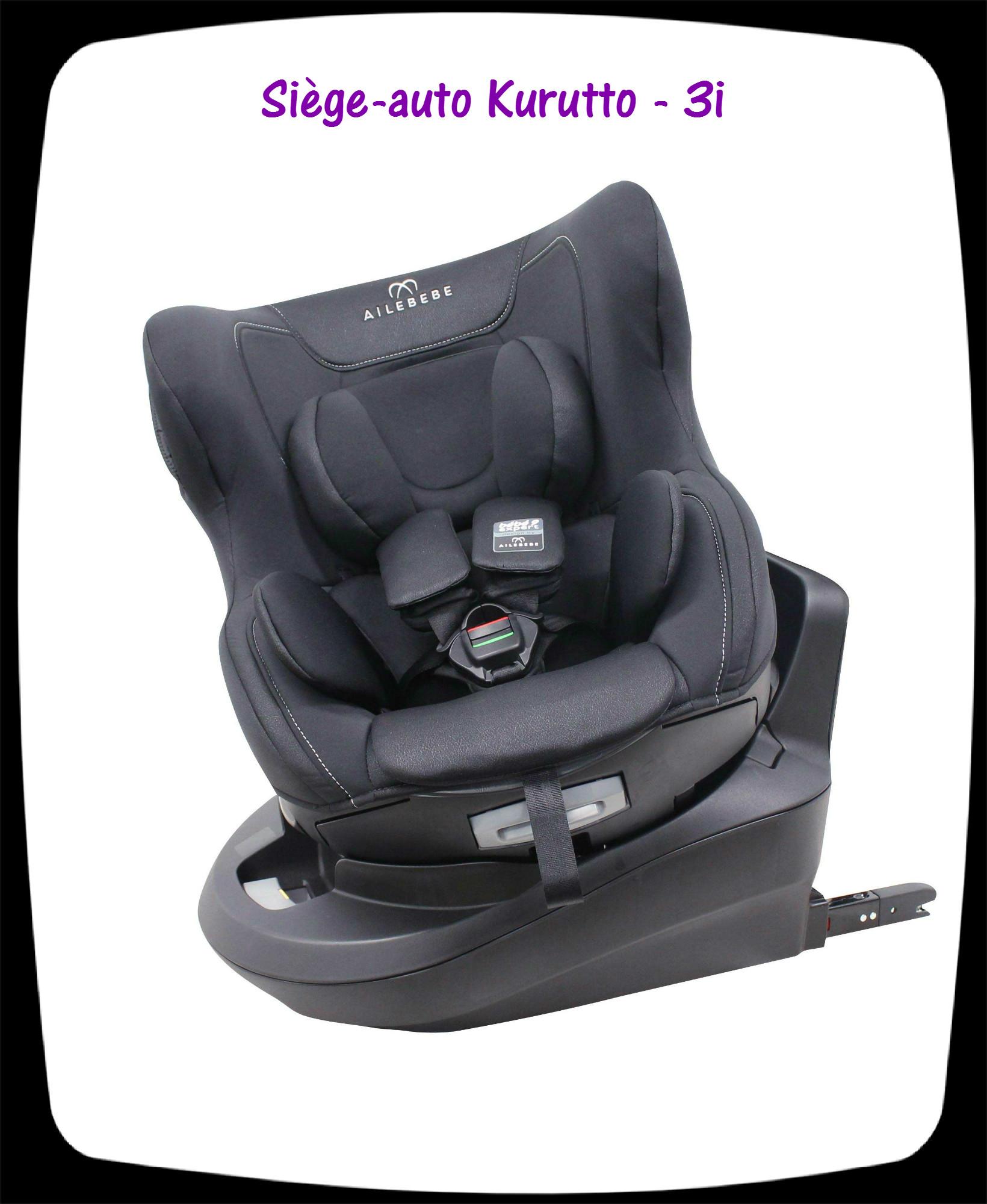 siege auto bebe 9 expert