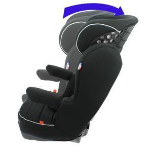 siège auto groupe 2/3 inclinable