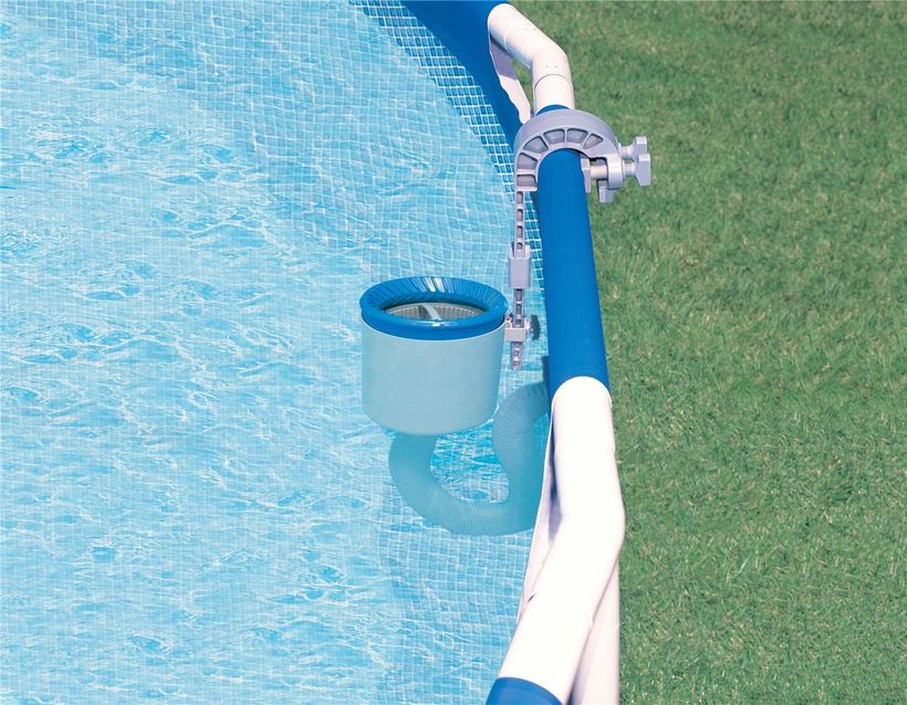 skimmer piscine intex hors sol