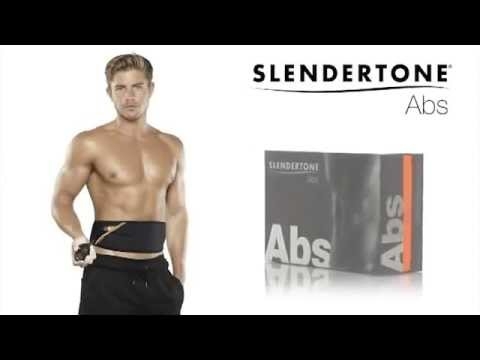 slim abs homme
