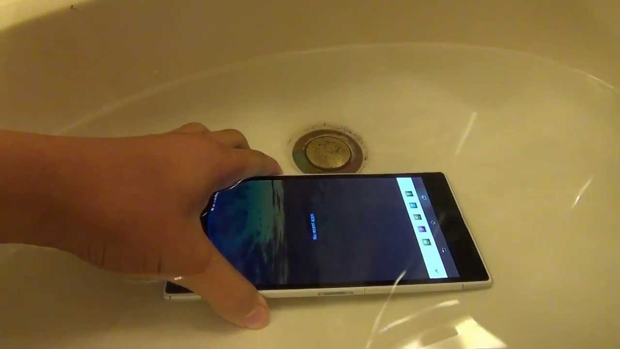 sony xperia z ultra test
