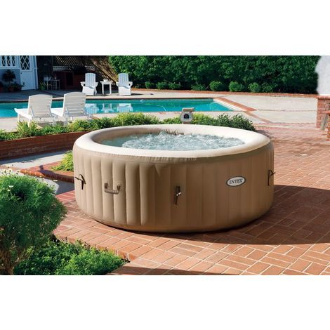 spas gonflable intex