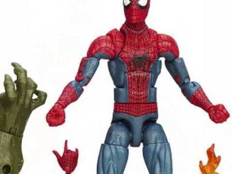 spider man en jouet