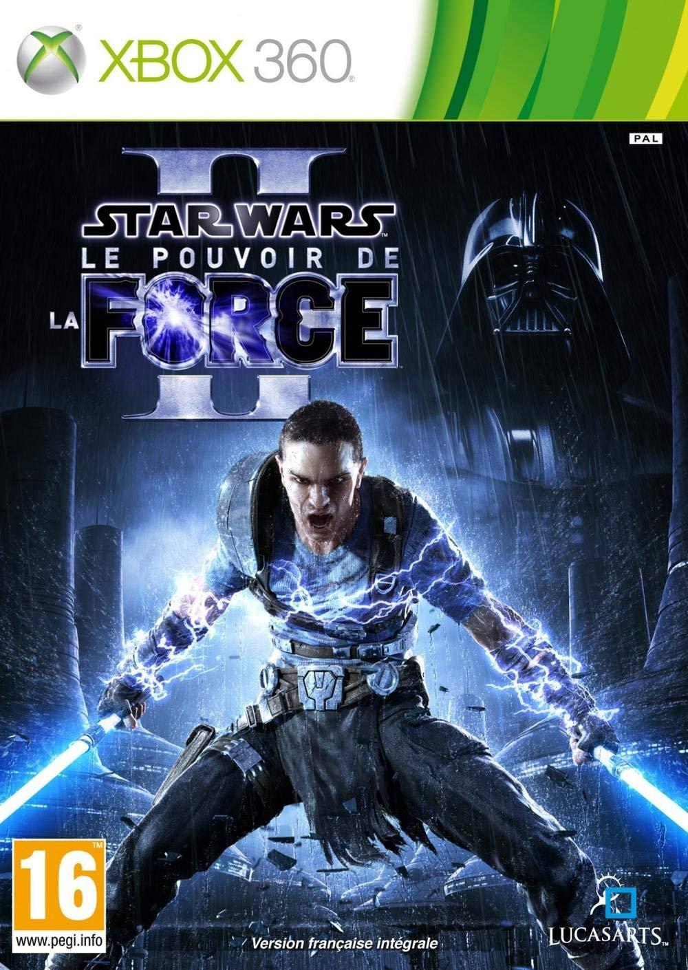 star wars le pouvoir de la force 2 xbox 360