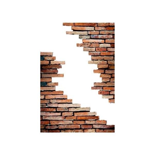 sticker brique