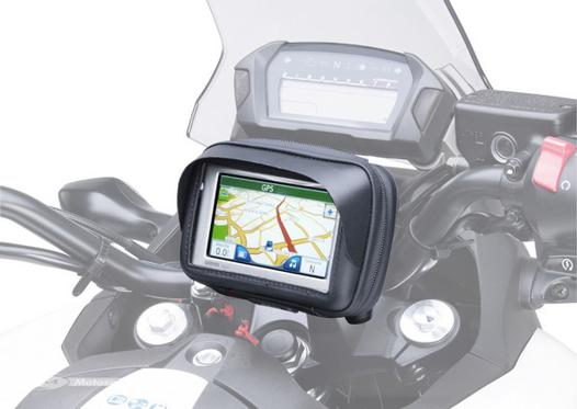support gps scooter universel