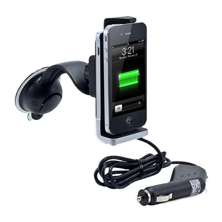 support iphone 4s voiture