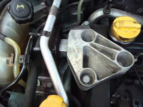 support moteur megane 2 1.5 dci