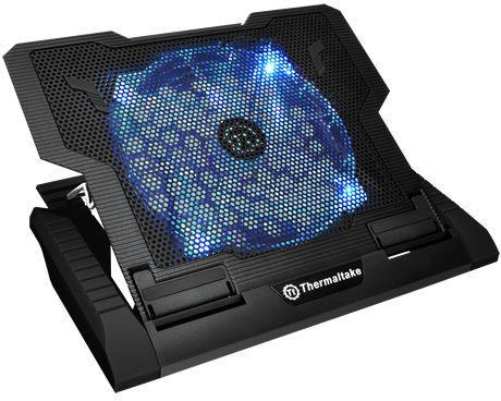support ventilé pc portable gamer