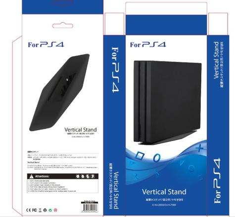 support vertical ps4 pro