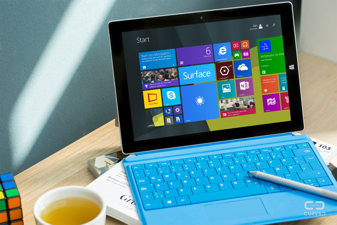 surface 3 test