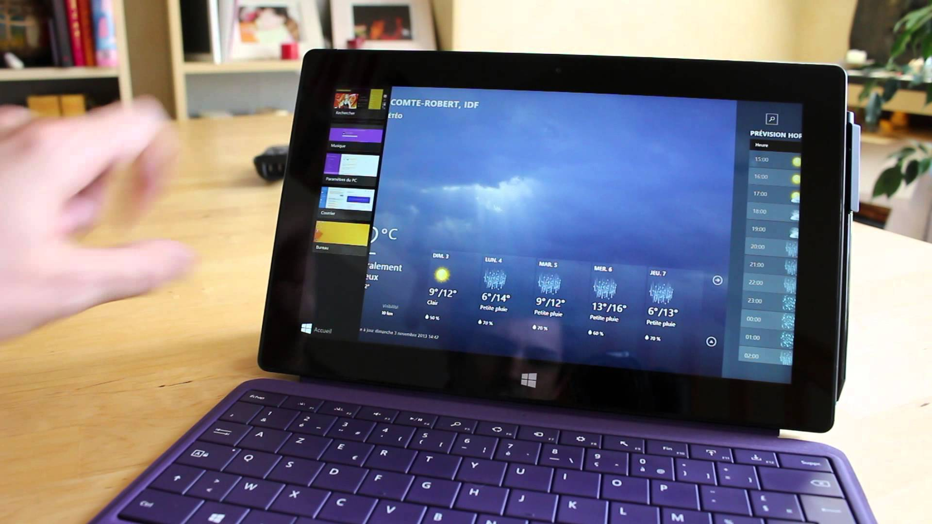 surface pro 2 test