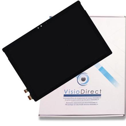 surface pro 4 ecran noir