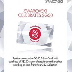 swarovski promotion