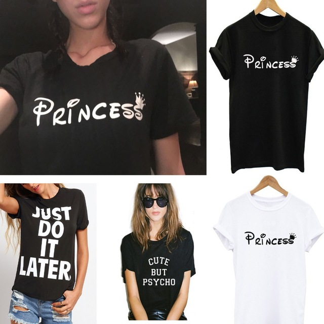 t shirt femme swag