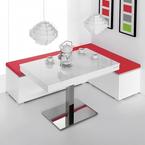 table d angle cuisine