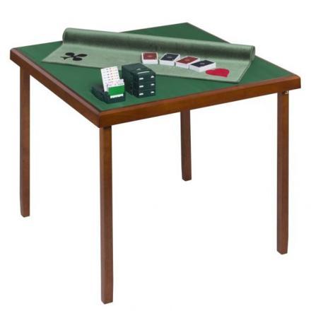 table de jeux de cartes pliante