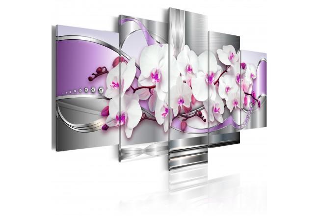 tableau orchidée