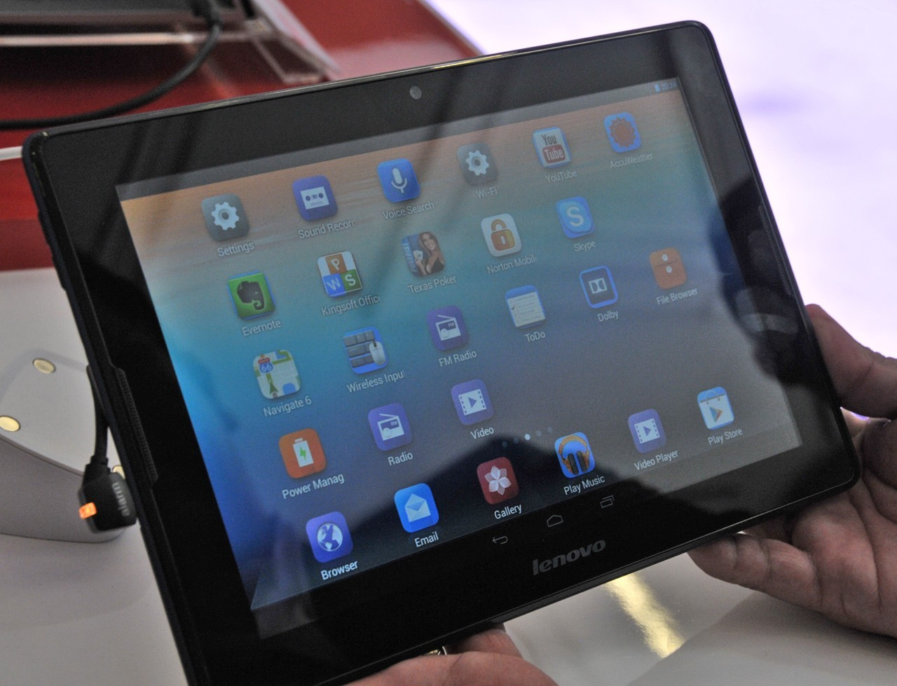 tablette android lenovo