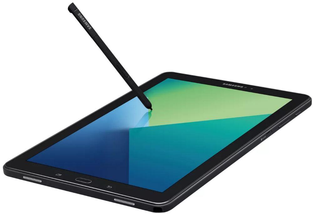 tablette avec stylet samsung