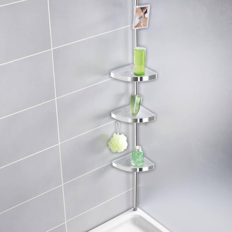 tablette d angle pour douche
