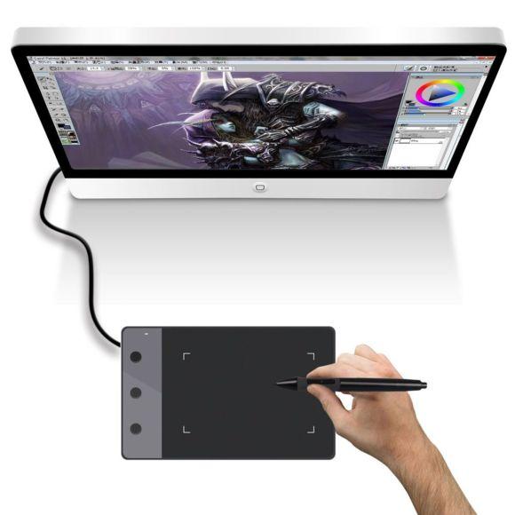 tablette graphique pas chere