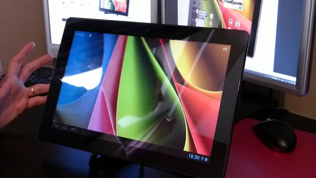 tablette polaroid 13