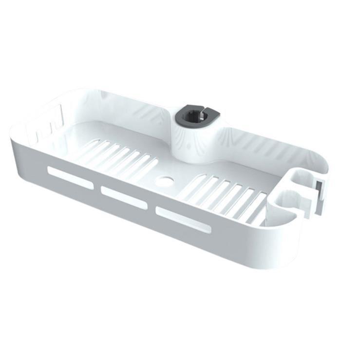 tablette pour barre de douche