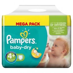 taille 4 pampers