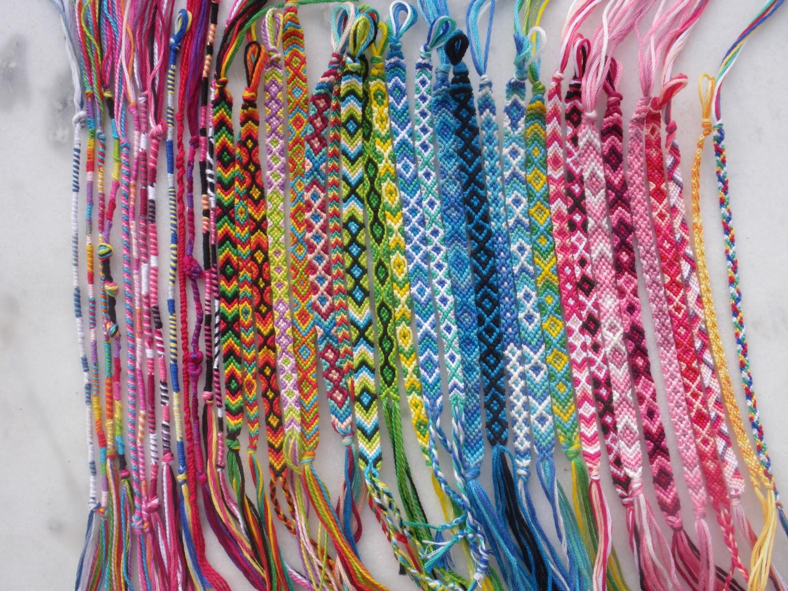 taille fil bracelet brésilien