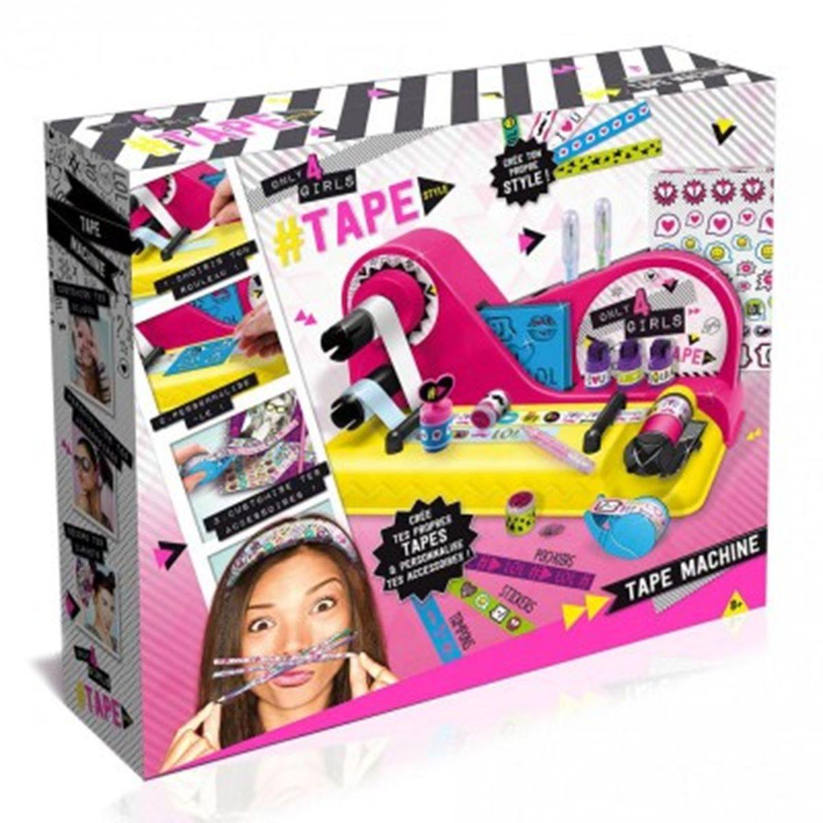tape machine jeux