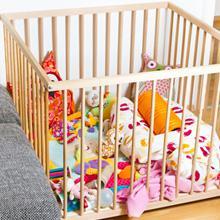 tapis de sol pour parc bébé